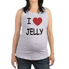 JELLY.png Maternity Tank Top