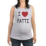 PATTI.png Maternity Tank Top