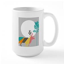 Deer Moon Mug