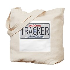 Louisiana Tracker Tote Bag