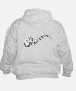 What Day is it HumpDay Camel Hoodie