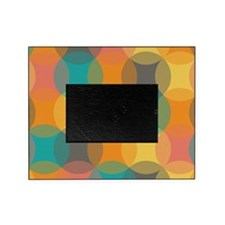 Geometric Circles Picture Frame
