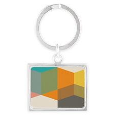 Color Study Cubes Keychains