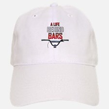 BMX A Life Behind Bars Baseball Baseball Cap