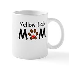 Yellow Lab Mom Mug