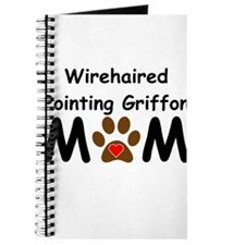 Wirehaired Pointing Griffon Mom Journal