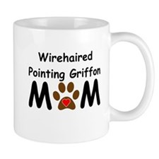 Wirehaired Pointing Griffon Mom Mug