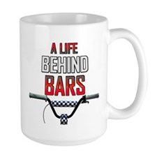 BMX A Life Behind Bars Mug