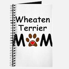 Wheaten Terrier Mom Journal