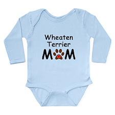 Wheaten Terrier Mom Body Suit