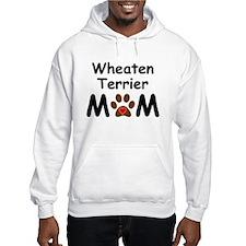 Wheaten Terrier Mom Hoodie