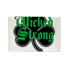 Wicked Strong Rectangle Magnet