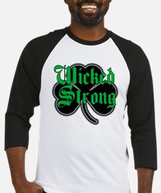 Wicked Strong Baseball Jersey