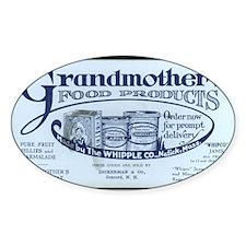Grandmother's Food, Natick  Decal