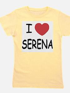 SERENA.png Girl's Tee