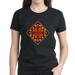 Folk Design 4 Women's Dark T-Shirt
