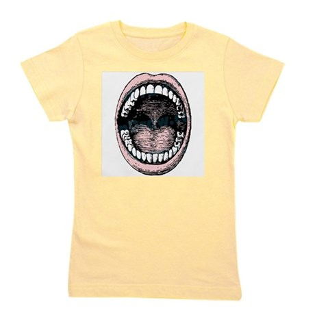 zmouth01.png Girl's Tee