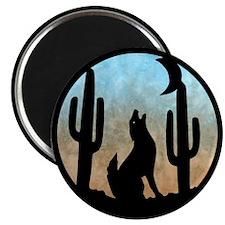 Coyote Moon Magnet