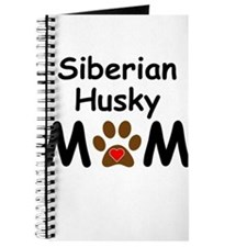 Siberian Husky Mom Journal