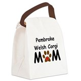 Pembroke welsh corgi Lunch Bags
