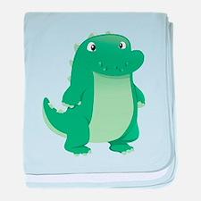 Baby Crocodile baby blanket