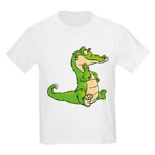 Thinking Crocodile T-Shirt