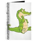 Crocodile Journals & Spiral Notebooks