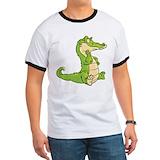 Crocodile Ringer T