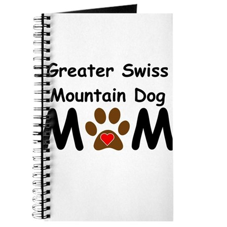 Greater Swiss Mountain Dog Mom Journal