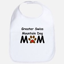 Greater Swiss Mountain Dog Mom Bib