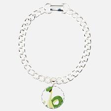 Funny Green Snake Bracelet