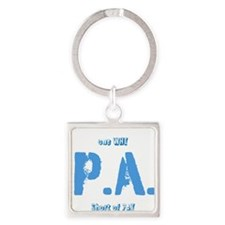 P.A.why Keychains