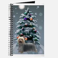 Silky Terrier Christmas Journal