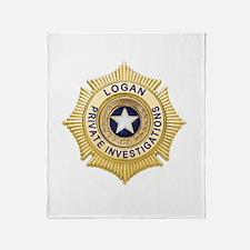 Logan PI Throw Blanket