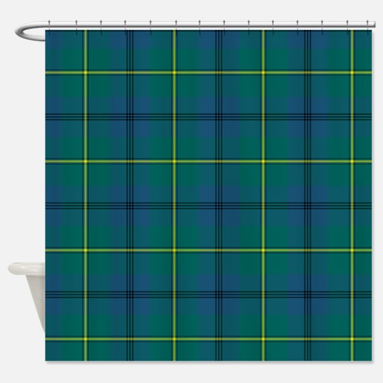 Tartan - Johnstone Shower Curtain