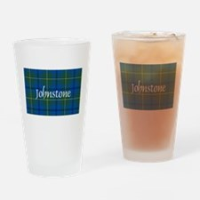Tartan - Johnstone Drinking Glass