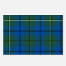 Tartan - Johnstone Postcards (Package of 8)