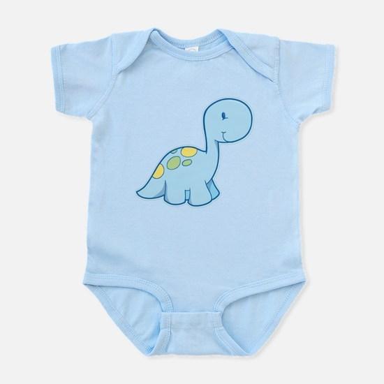 Cute Baby Dinosaur Body Suit