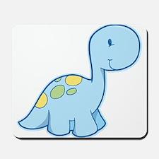 Cute Baby Dinosaur Mousepad