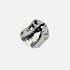 Dinosaur Skeleton Mini Button (10 pack)