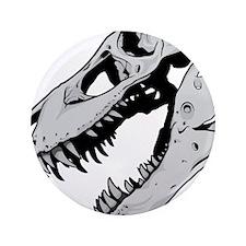 "Dinosaur Skeleton 3.5"" Button (100 pack)"