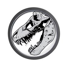 Dinosaur Skeleton Wall Clock