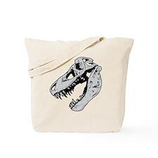 Dinosaur Skeleton Tote Bag