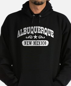 Albuquerque New Mexico Hoodie (dark)