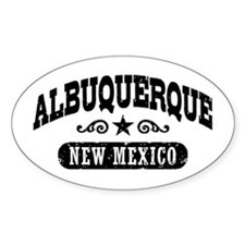 Albuquerque New Mexico Decal