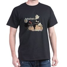 Baa Baa Black Sheep T-Shirt