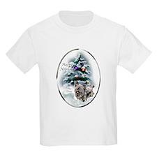 Skye Terrier Christmas T-Shirt
