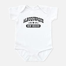 Albuquerque New Mexico Infant Bodysuit