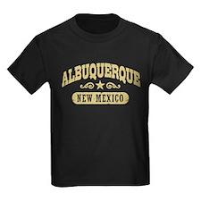 Albuquerque New Mexico T
