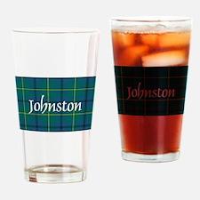 Tartan - Johnston Drinking Glass
